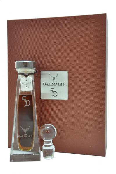 Dalmore 50 лет