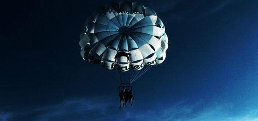 в каком году изобрели парашют