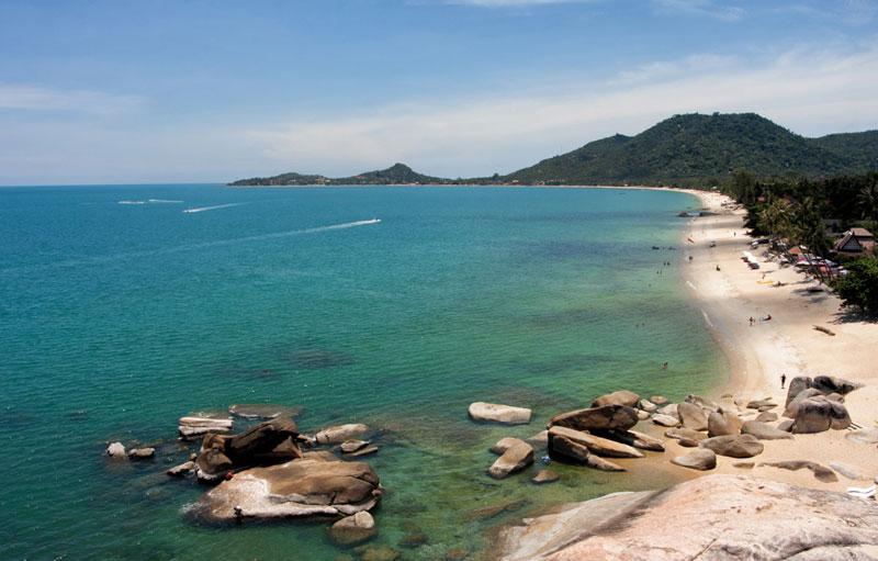 Пляж-Ламай-Самуи
