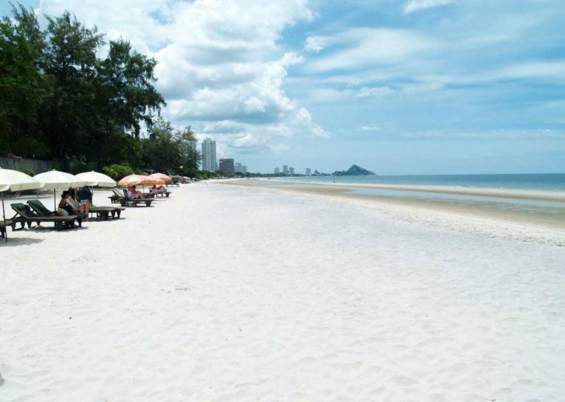 пляж-Хуа-Хин